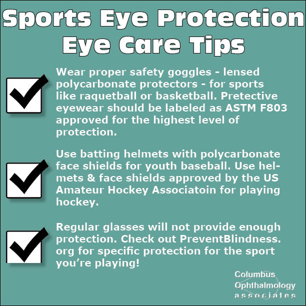 September eye care tips
