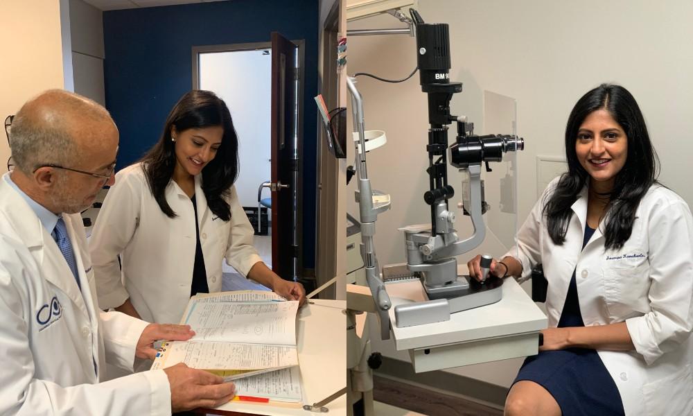 Dr. Kancherla in Practice
