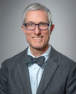 A Photo of: Charles J. Hickey, M.D.