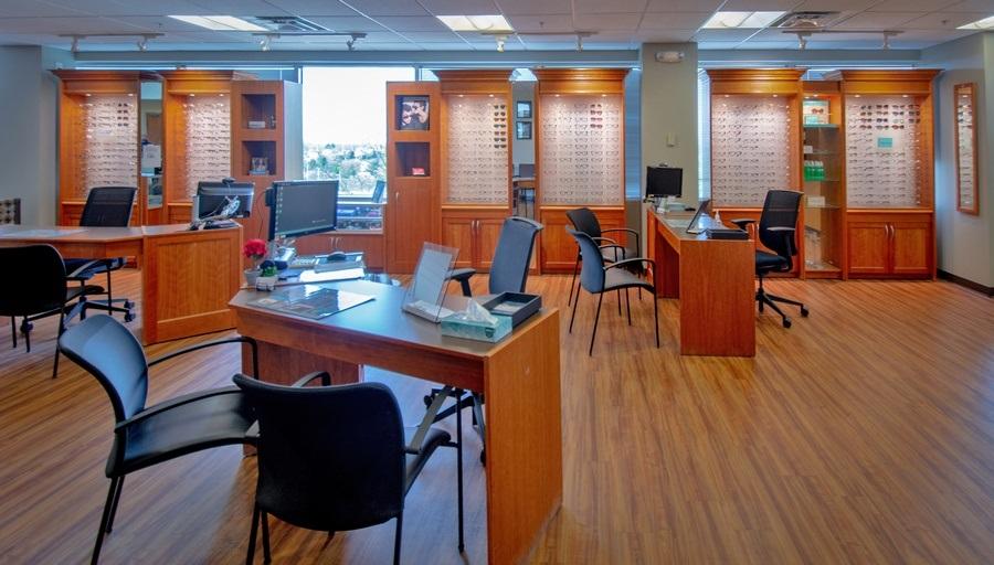 COA Dublin office interior